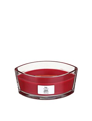 WoodWick - Currant Ellipse Candle
