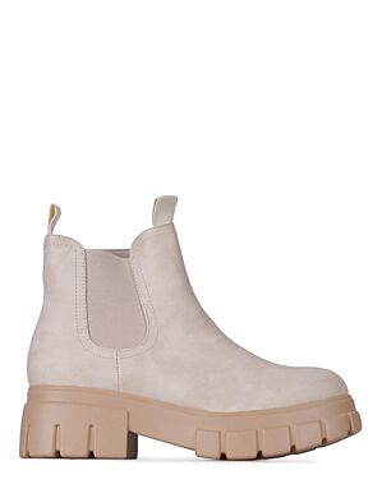 Boot Faya Beige