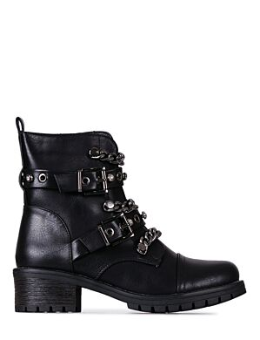 Boot Chain Zwart/ Zilver