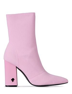Reinders | Sock Ankle Boot Baby Pink