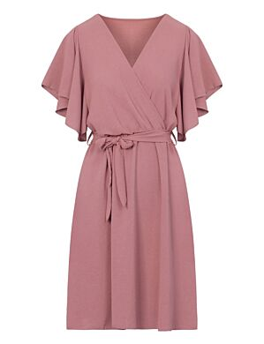 Dress Demi Roze