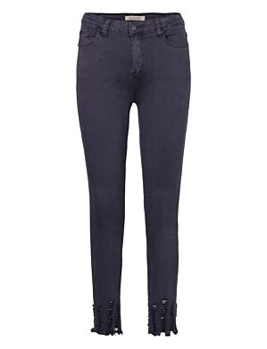 Vivid | Dark Grey Jeans 1146-5