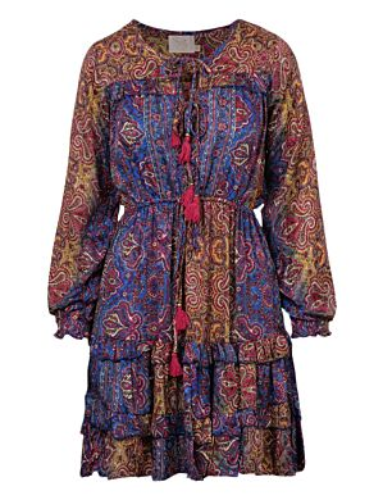 Dress Vienna Blauw