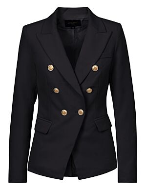 Luxury Blazer Zwart