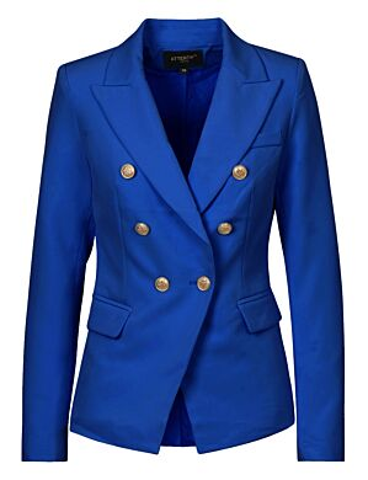 Luxury Blazer Kobalt
