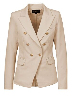 Luxury Blazer Beige