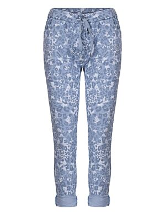 Trouser Eline Blauw
