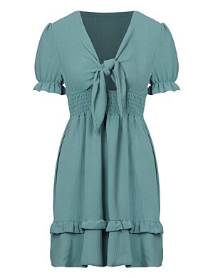 Dress Fien Turquoise