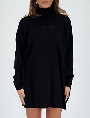 Reinders | Sweater Open Back True Black