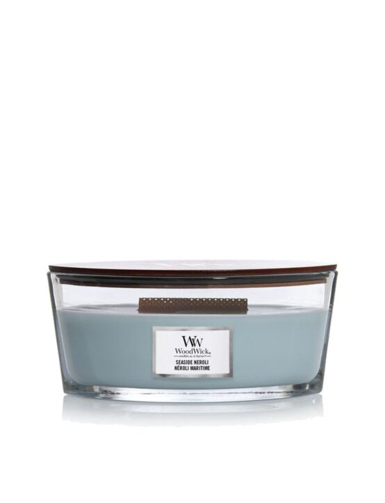 WoodWick | Seaside Neroli Ellipse Candle