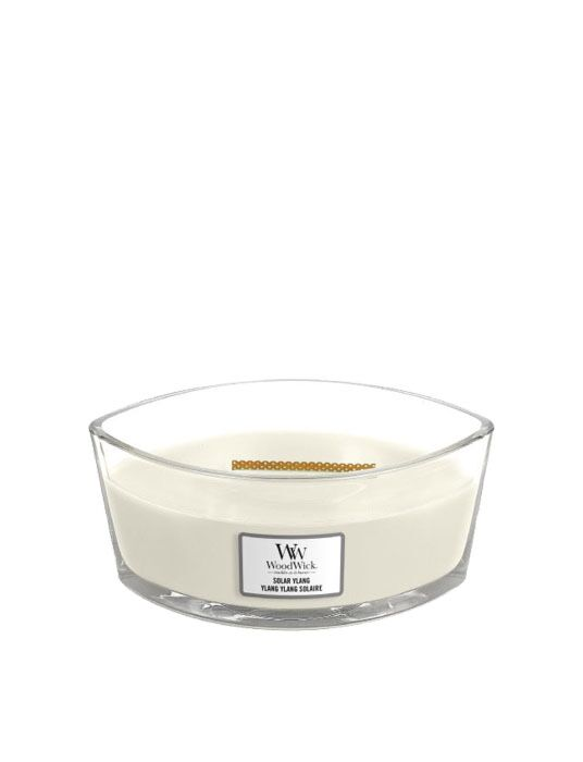 WoodWick - Solar Ylang Ellipse Candle