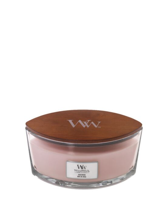 WoodWick | Rosewood Ellipse Candle