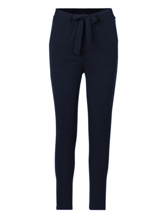 Trouser Isabel Donkerblauw