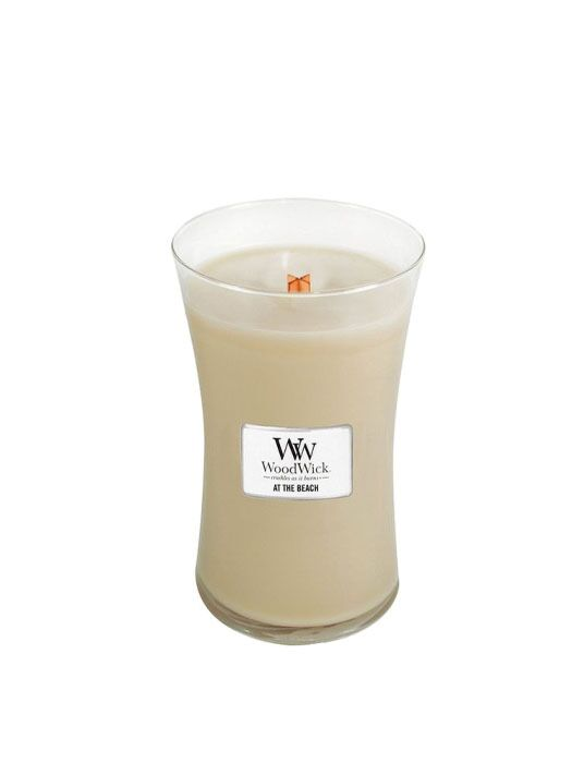 WoodWick - At The Beach Large Candle