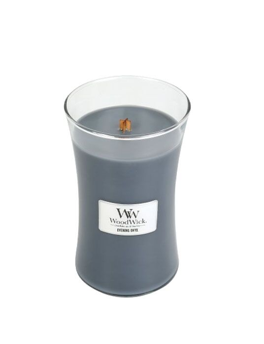 WoodWick - Evening Onyx Large Candle