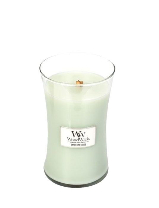 WoodWick | Sweet Lime Gelato Large Candle