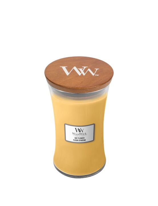 WoodWick | Oat Flower Large Candle