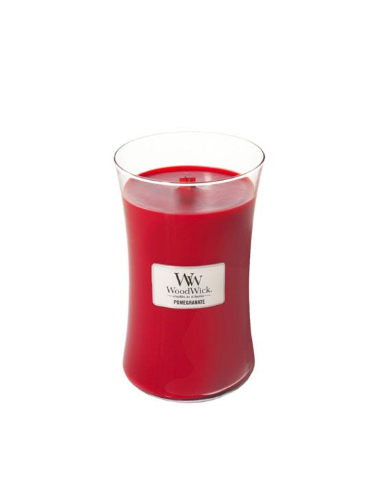WoodWick - Pomegranate Large Candle