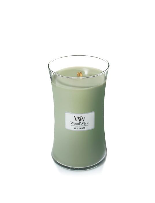 WoodWick - AppleWood Large Candle