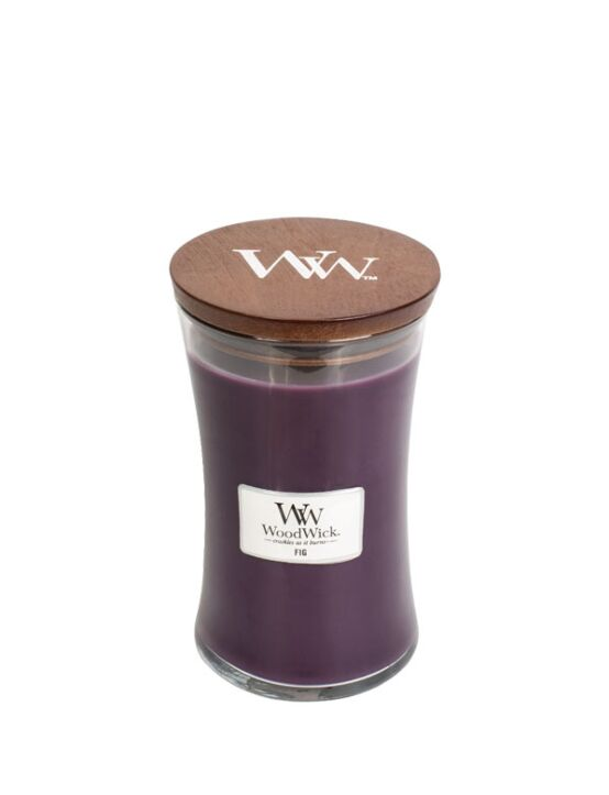 WoodWick | Fig Large Candle