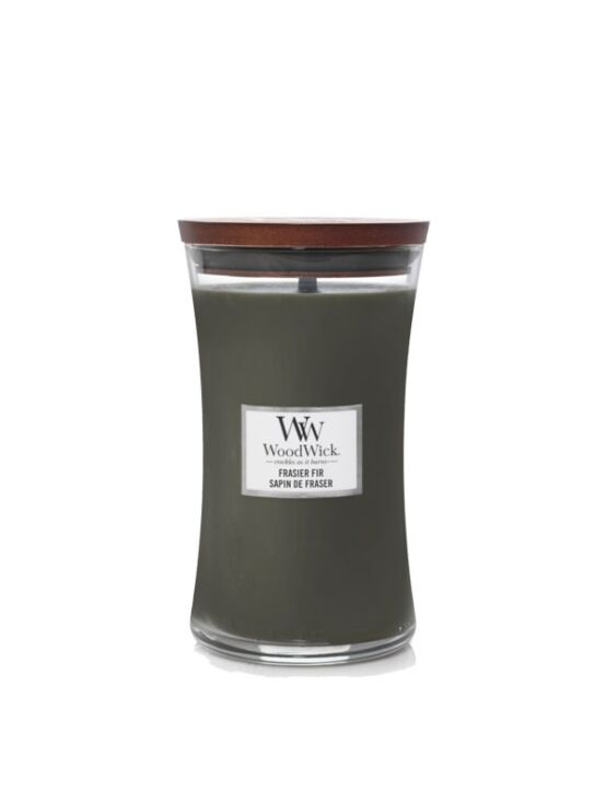 WoodWick | Frasier Fir Large Candle