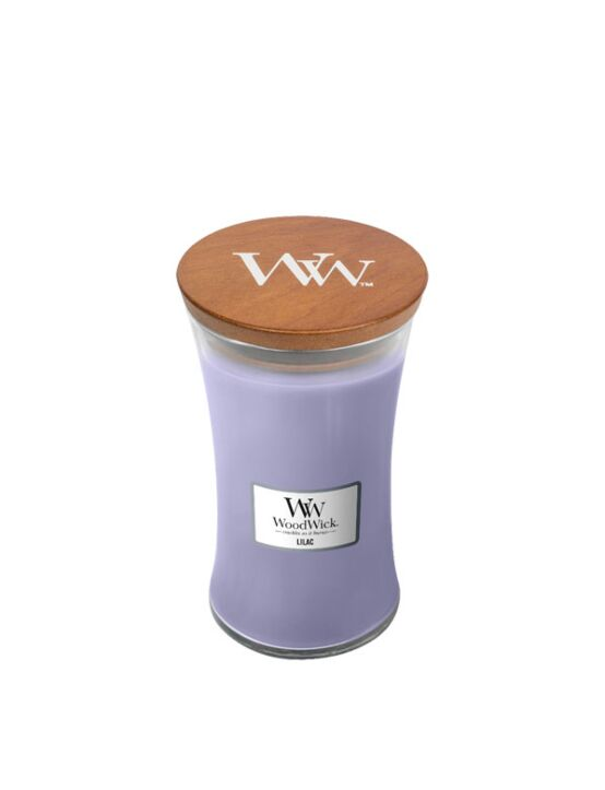 WoodWick | Lilac Large Candle