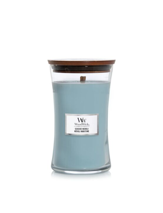 WoodWick | Seaside Neroli Large Candle