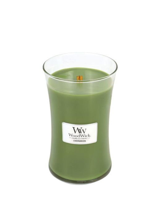 WoodWick - Evergreen Large Candle