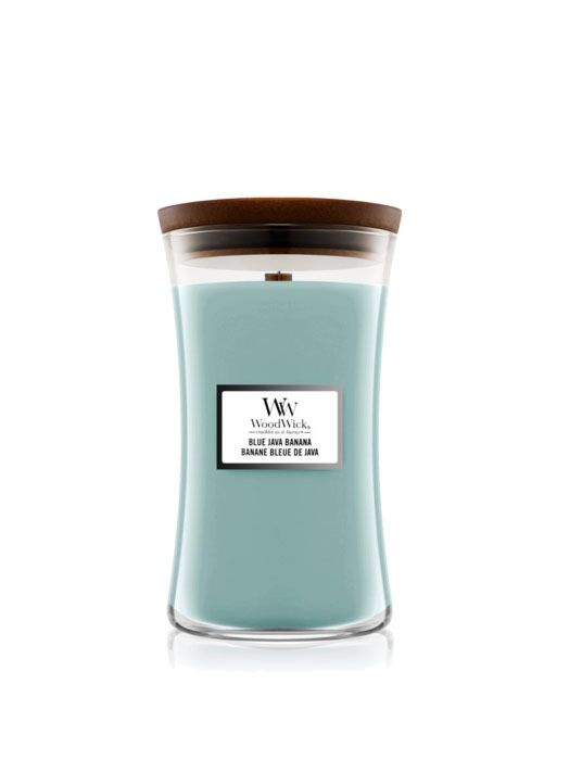 WoodWick - Blue Java Banana Large Candle