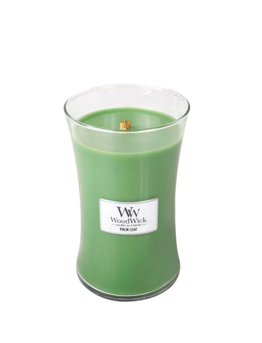 WoodWick - Palm Leaf Large Candle