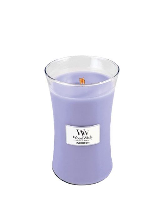 WoodWick - Lavender Spa Large Candle