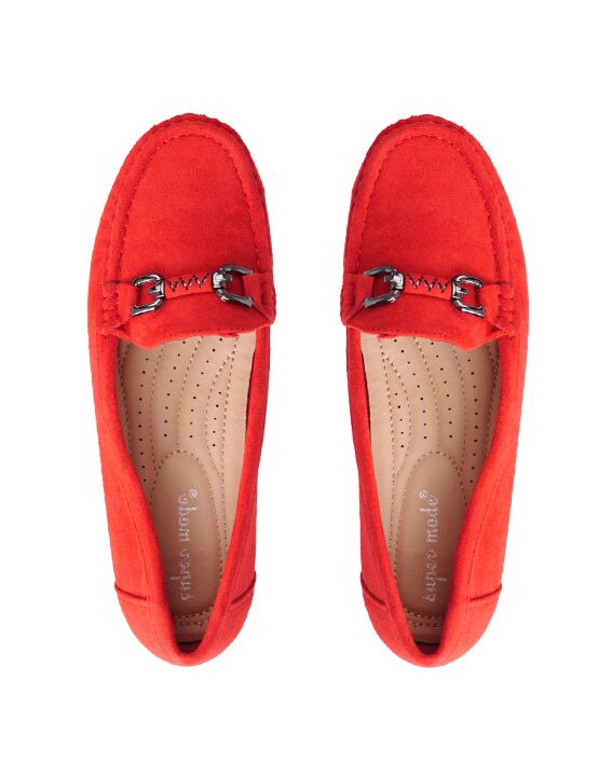 Loafer Lianne Rood