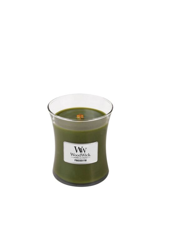 WoodWick - Frasier Fir Medium Candle