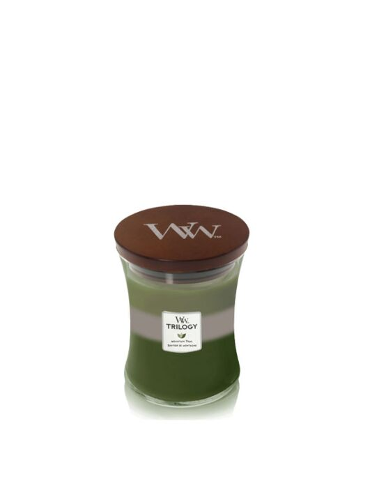WoodWick | Trilogy Mountain Trail Medium Can