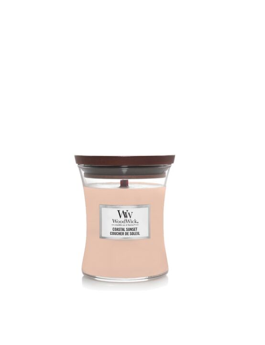 WoodWick | Coastal Sunset Medium Candle