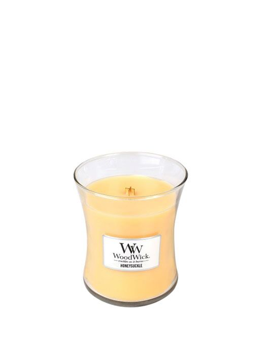 WoodWick - Honeysuckle Medium Candle