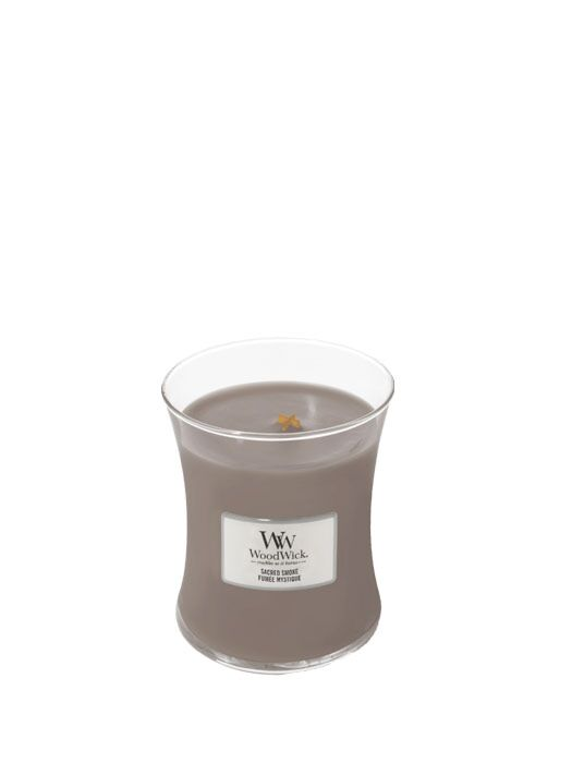 WoodWick - Sacred Smoke Medium Candle