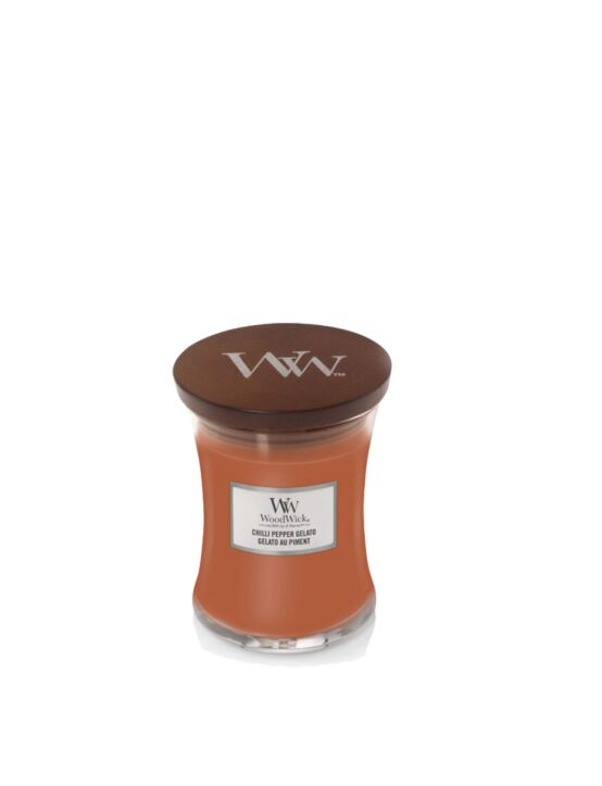 WoodWick | Chilli Pepper Gelato Medium Candle