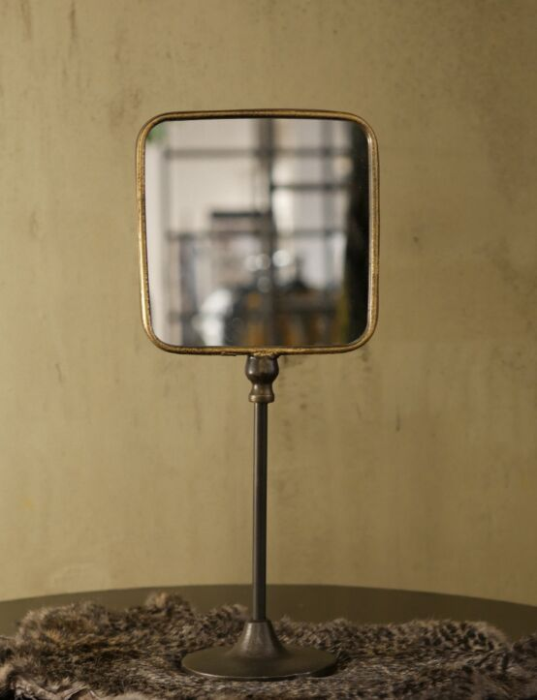 Vierkanten Spiegel op Voet. Bestel nu! | Twinkels.nl