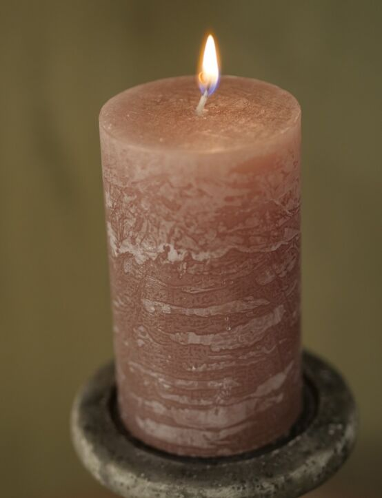 Pink Candle D7.H12