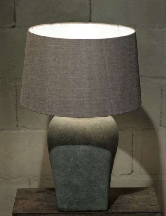 Lamp Classic Tall Majestic Vintage D24.H46
