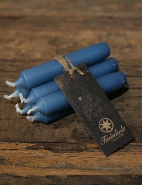 Extruder Candles Whaleblue