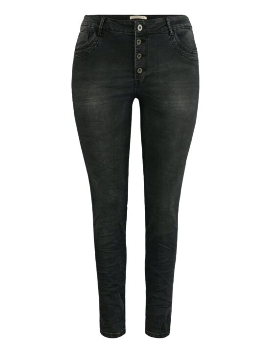 Karostar | Grey Jeans K759