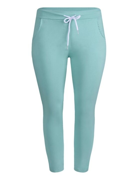 Trouser Casey Turquoise