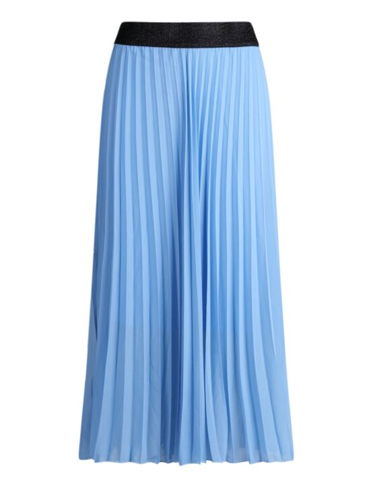 Plisse Skirt Sanne Lichtblauw