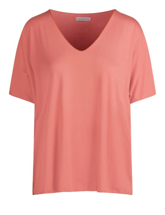 T-shirt TOP Peach
