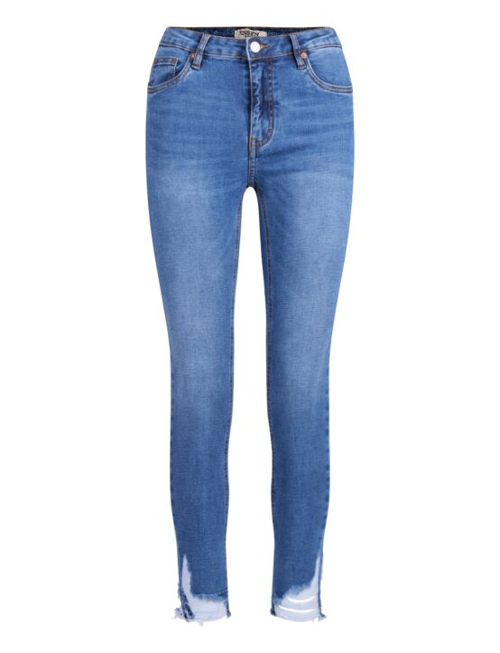 Queen Hearts   Blue Jeans 713