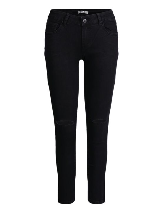Toxik | Black Jeans L703