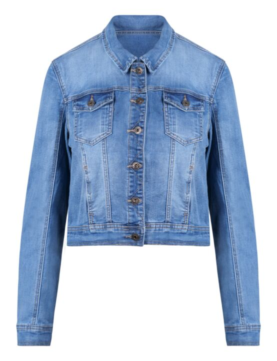 Spijkerjacket Perfect Blue