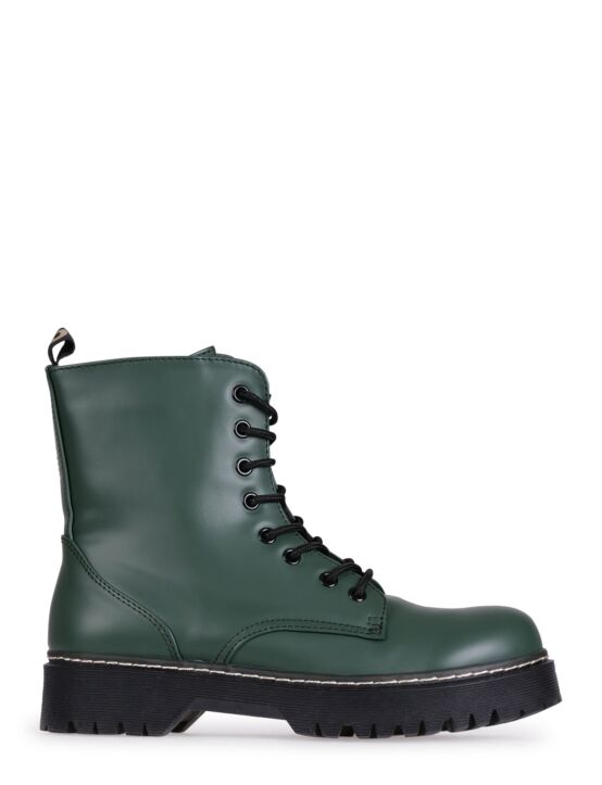 Boot Lily Petrol